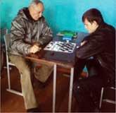 Чугуев шахматы
