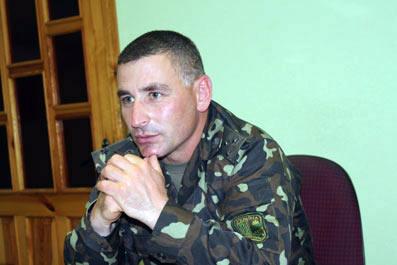 Полковник Николюк фото